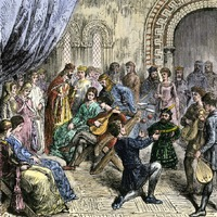 The Troubadour Waltz